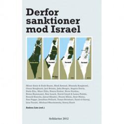 Derfor sanktioner mod Israel