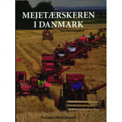 Mejetærskeren i Danmark