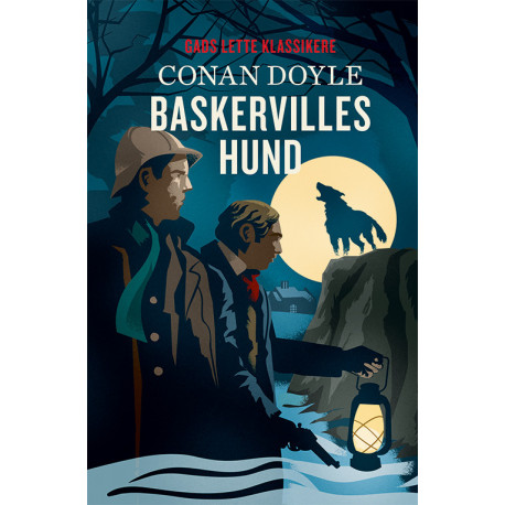 GADS LETTE KLASSIKERE: Baskervilles hund