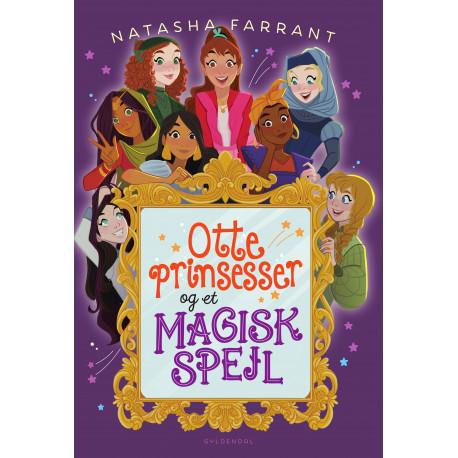 Otte prinsesser og et magisk spejl