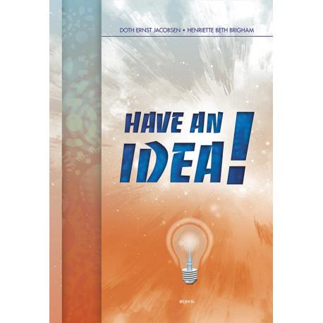 Have an idea!: Engelsk undervisningsbog om branding