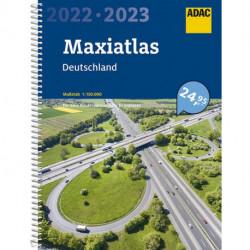 ADAC Maxiatlas Deutschland 2022/2023