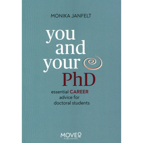 You and your PhD: essential CAREER advice for doctoral students