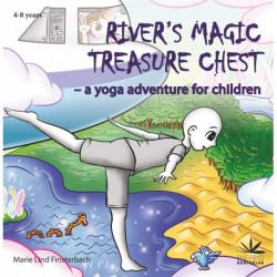 River´s magic treasure chest: – a yoga adventure for children