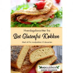 Glutenfri og mælkefri Hverdagsfavoritter fra Det Glutenfri Køkken: med alt fra madpakken til desserten
