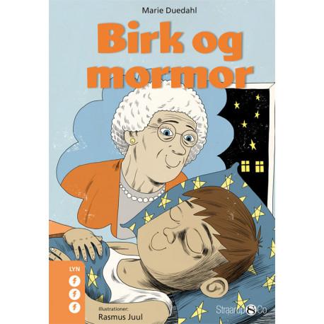 Birk og mormor