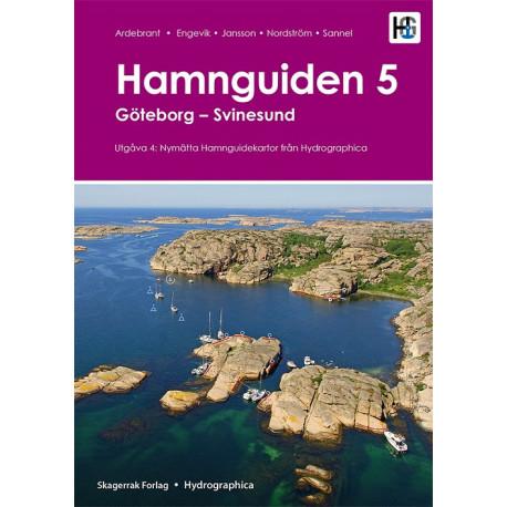 Hamnguiden 5: Göteborg - Svinesund