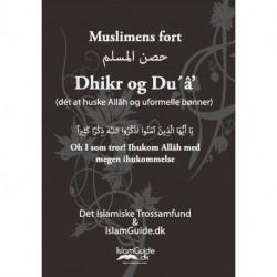 Muslimens Fort: Dét at huske Allah of uformelle bønner