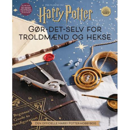 Harry Potter: Gør-det-selv for troldmænd og hekse: Den officielle Harry Potter-hobbybog