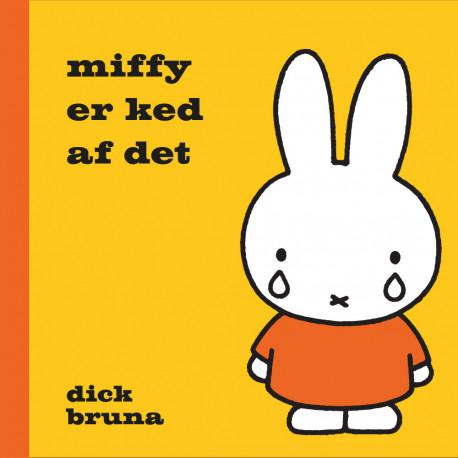 Miffy er ked af det