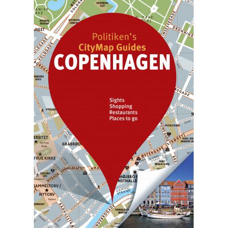 Kort og Godt om Copenhagen: Politiken's CityMap Guides Copenhagen