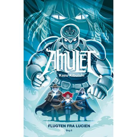 Amulet 6: Flugten fra Lucien