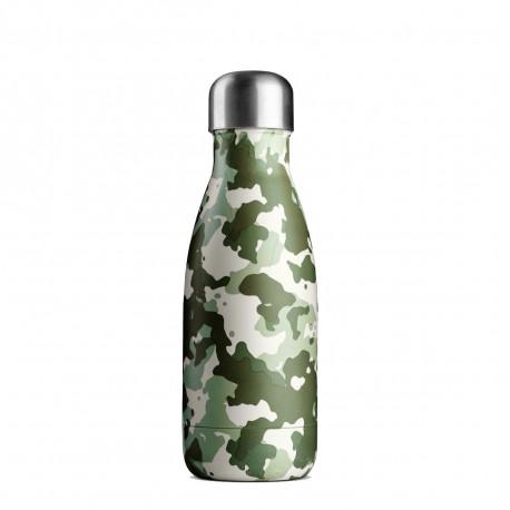 JobOut-Vandflaske Camouflage