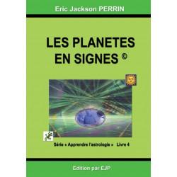 Astrologie livre 4: Les planetes en signes
