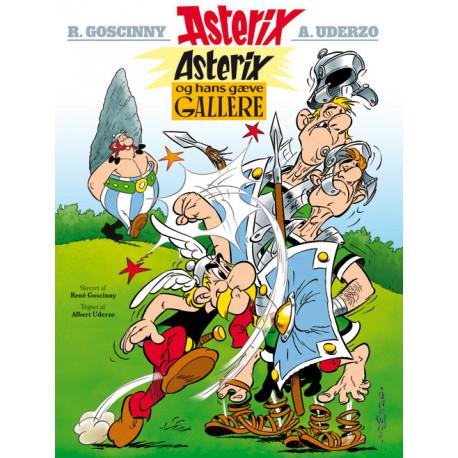 Asterix 1: Asterix og hans gæve gallere