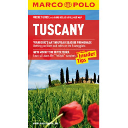 Tuscany Marco Polo Pocket Guide