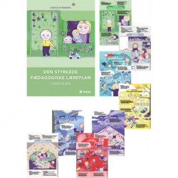 Den styrkede pædagogiske læreplan i dagplejen: Hæfte og 8 stk. A3 plakater