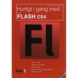 Hurtigt i gang med Flash CS4 - [RODEKASSE/DEFEKT]