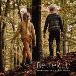 Bettekun: Strik til børn 1-5 år