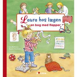 Laura hos lægen: en bog med flapper