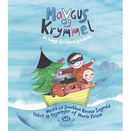 Havgus og krymmel: 12 sange for børn og voksne