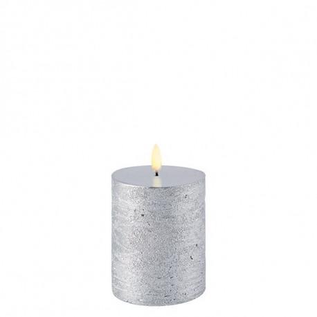 Bloklys (Metallic Silver - 7,8 x 10,1 CM)
