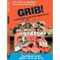 Grib: En fiskehandlers guide til det ekstraordinære. Stop flakseriet og bliv effektiv i dit liv og i dit job