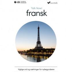 Fransk begynderkursus CD-ROM & download