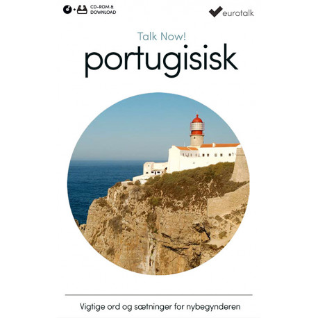 Portugisisk begynderkursus CD-ROM & download