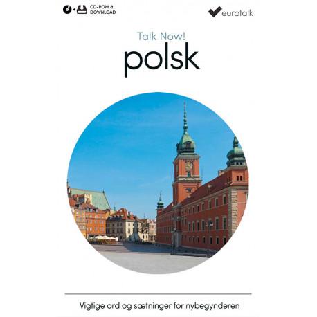 Polsk begynderkursus CD-ROM & download