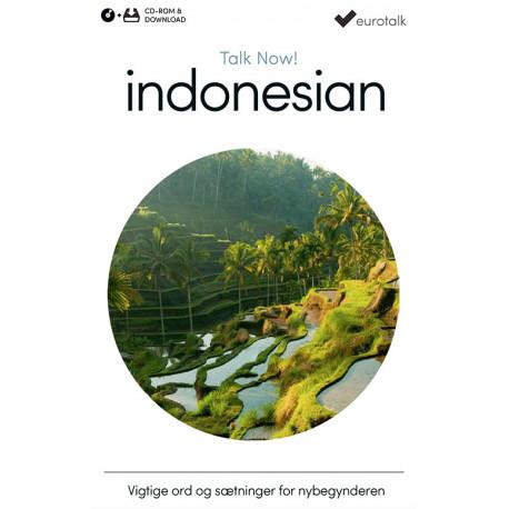 Indonesisk begynderkursus CD-ROM & download