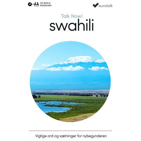 Swahili begynderkursus CD-ROM & download