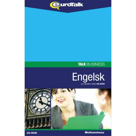 Engelsk forretningssprog