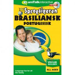Brasiliansk kursus for børn  CD-ROM