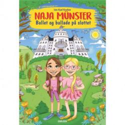 Naja Münster - Ballet og ballade på slottet