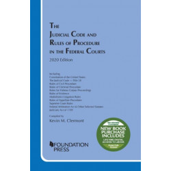 The Judicial Code and Rules of Procedure in the Federal Courts, 2020 Revision