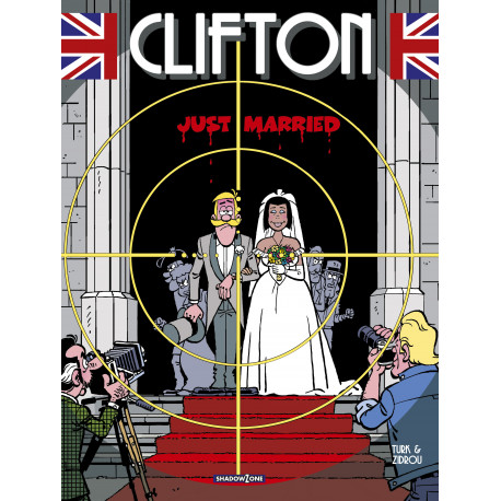 Clifton 2 - Just married
