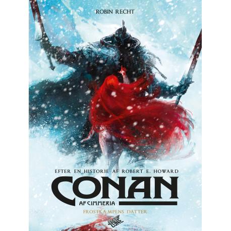 Conan af Cimmeria - Frostkæmpens datter