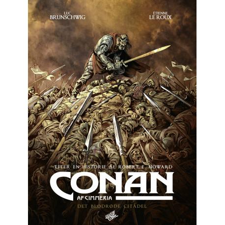 Conan af Cimmeria - Det blodrøde citadel