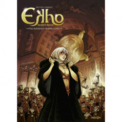 Ekho spejlverdenen 5 - Persaunernes hemmelighed