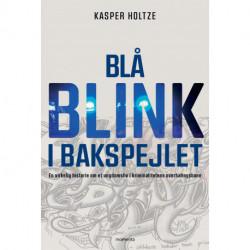 Blå blink i bakspejlet: En virkelig historie om et ungdomsliv i kriminalitetens overhalingsbane
