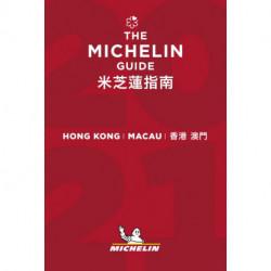 Michelin Hotels & Restaurants Guide Hong Kong & Macau 2021