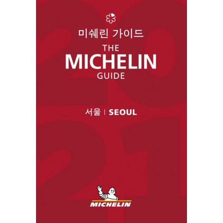 Michelin Hotels & Restaurants Guide Seoul 2021