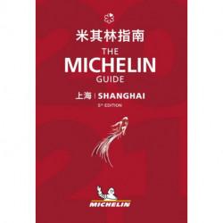 Michelin Hotels & Restaurants Guide Shanghai 2021