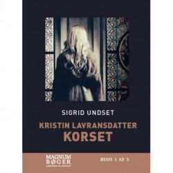 Kristin Lavransdatter - Korset (Storskrift)
