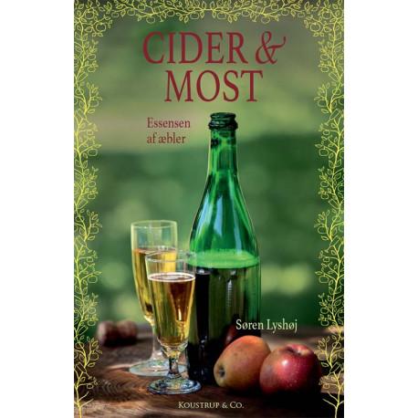CIDER og MOST: Essensen af æbler