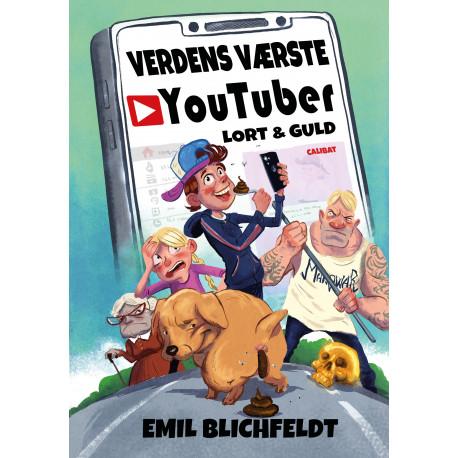 Verdens værste Youtuber: Lort & guld
