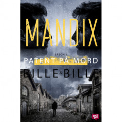 Mandix - 1.sæson: Patent på mord