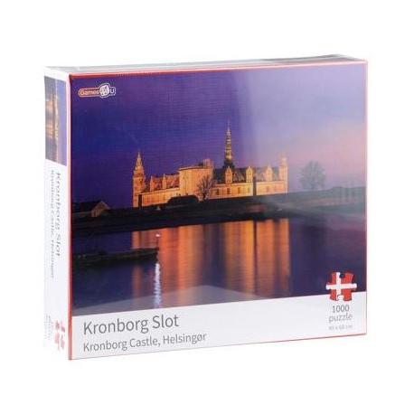 Puslespil Kronborg Slot - 1000 brikker