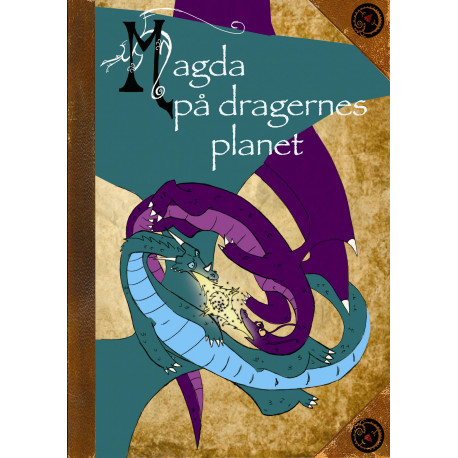 Magda på dragernes planet
